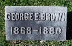 George E. Brown