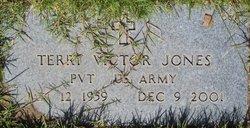 Terry Victor Jones
