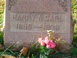 Harry Allen Carl