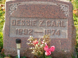Dessie Zola <I>Shore</I> Carl