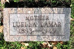 Martha Luella <I>Schneider</I> Lamar