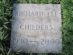 Dr Richard Lee Childers