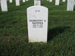 Dorothy A Skepper