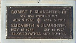 Elizabeth Ann <I>Schwinghammer</I> Slaughter