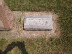 Walter William Marshall