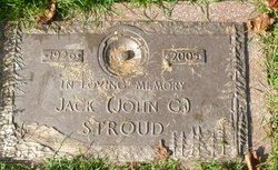 John(Jack) Gordon Stroud