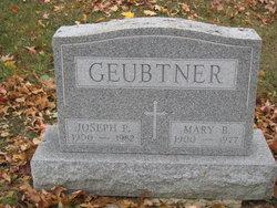 Joseph P. Geubtner