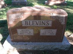 Theda M. <I>Lyon</I> Blevins