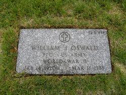 William J Oswald