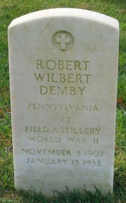 Robert Wilbert Demby
