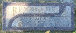 Archibald Smith Reynolds