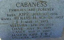 Jashon Kipp Timothy Matthew Joel Cabaness