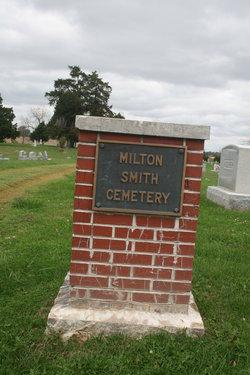 Milton Smith Cemetery