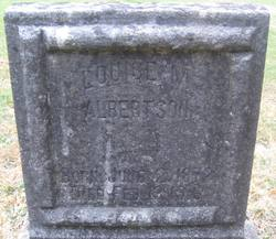 Louise <I>Butsch</I> Albertson