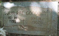 Julia Rae Goodwin