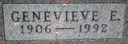 Genevieve E. <I>Vilven</I> Kling