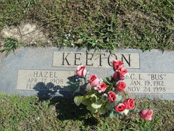 Hazel Keeton