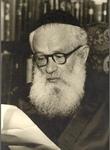 Rabbi Isaac Halevy Herzog