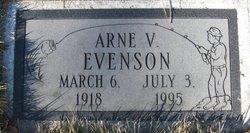 Arne V Evenson