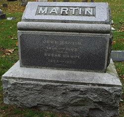 Rev John Martin