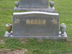 Liza <I>McDowell</I> Todd