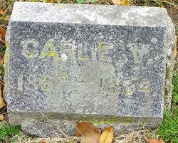 Carlie V. Martin