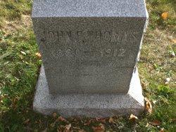 John Francis Thomas