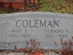 Thurman Walter Coleman