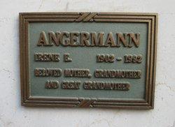 Irene Elizabeth <I>Stevens</I> Angermann