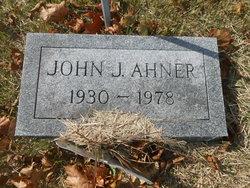 John James Erwin Ahner