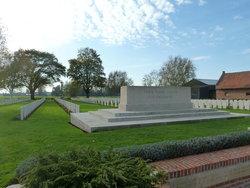 Y Farm Military Cemetery