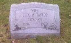 Etta Mildred <I>Mathis</I> Longloy
