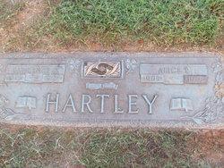 Mary Alice <I>Troutman</I> Hartley
