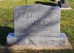 Kenneth J Amsler