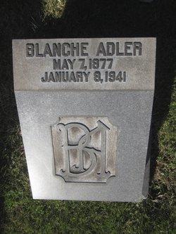 Blanche Adler