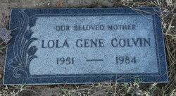 Lola Gene Colvin
