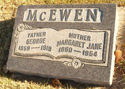 Margaret Jane McEwen