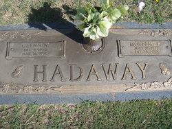 Molesme F Hadaway