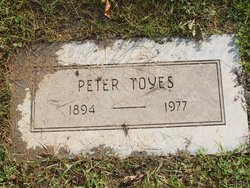 Peter Toyes