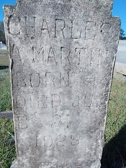 Charles A Martin