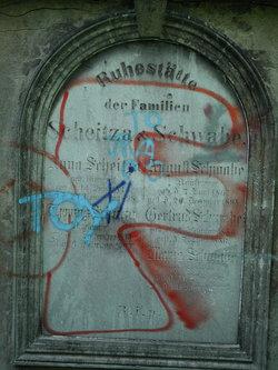Maria <I>Scheitza</I> Schwabe