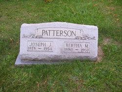 Bertha Mae <I>DeHaven</I> Patterson