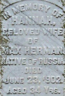 Hannah Herman