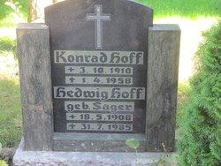 Konrad Hoff