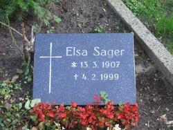 Elsa Sager