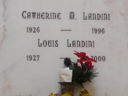 Catherine Margaret <I>O'Donnell</I> Landini