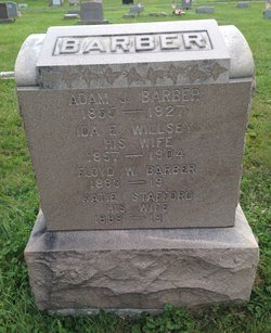 Ida E. <I>Willsey</I> Barber