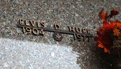 Elvis Desmond Huff