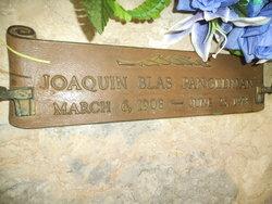 Joaquin Blas Pangelinan