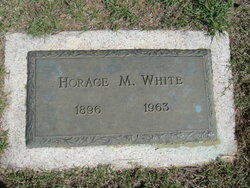 Horace M White